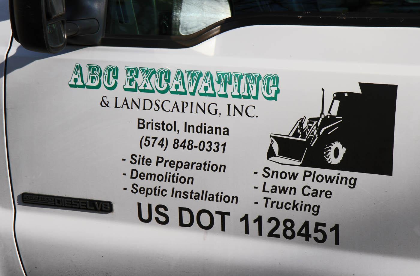 ABC Excavavating